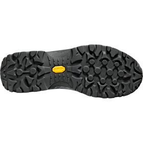 Hanwag Banks II Wide GTX Zapatillas Mujer, asphalt/dark garnet